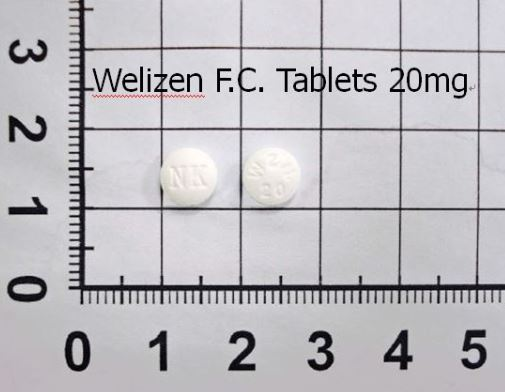 WELIZEN 20MG 圖片